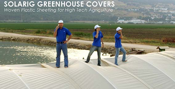 Greenhouse Covers And Ground Covers